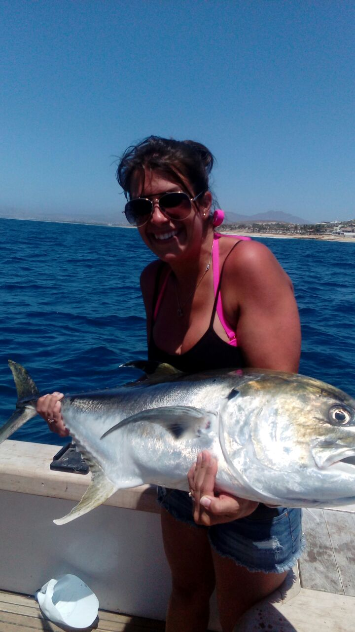 June 2016 cabo fishing report for Sport fishing report