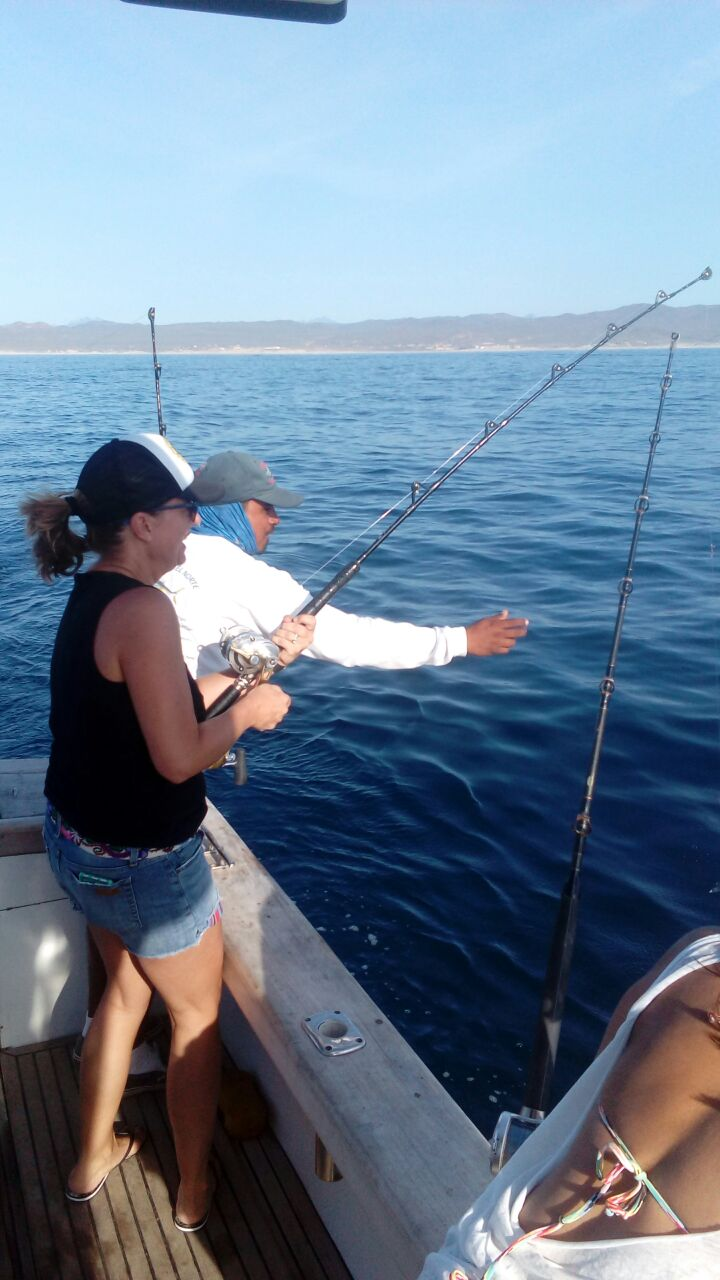 Fun cabo fishing report for Cabo fishing seasons